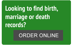 Order Birth, Marriage, Death Records Online