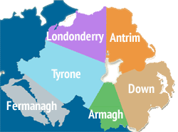 Parish & Townlands family ulster professional genealogy research